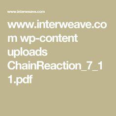 www.interweave.com wp-content uploads ChainReaction_7_11.pdf