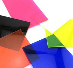 #Acrylic #Sheet , they provide a variety of transparent and translucent colors...http://goo.gl/dGYttw