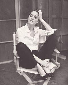 Marion Cotillard, on