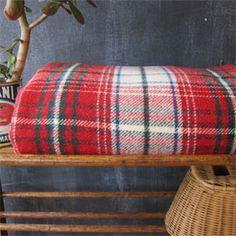Love this wool blanket