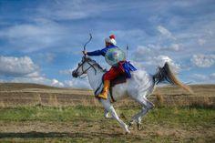 Osmanlı Atlısı an Ottoman cavalry