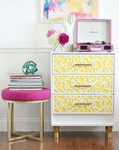 Decorating an entire dorm room from scratch can sound overwhelming, until you think about it this way: You now have one big (well, not so big) blank slate to make your own. All of these IKEA project ideas will add serious style to your place, but at IKEA prices, you'll still have enough cash left over for those 50-cent hot dogs.