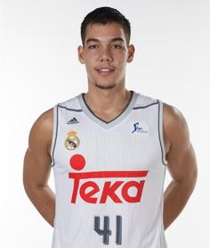 Willy Hernangomez  Real Madrid