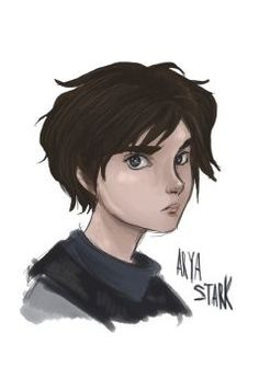 Arya Stark by Ratgirlstudios