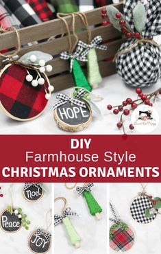 DIY Christmas Ornaments | JOANN - Sweet Red Poppy