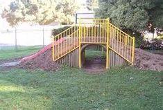natural playground ideas... | Outdoor