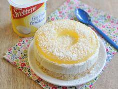 Recette de Cheese-cake ananas-coco
