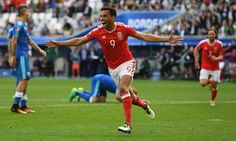 Hal Robson-Kanu strikes to give Wales opening victory over Slovakia