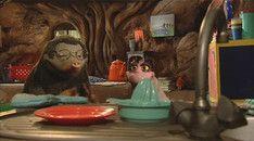 Moffel en Piertje zingen een Sinterklaasliedje 2
