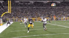 Steelers WR Antonio Brown Makes a Ridiculous One-Handed Touchdown Catch