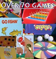 Carnival Decorations | midway carnival games carnival games festival games over 70 games to ...