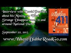 In a special 2 hour interview, we talk with David Paulides about his Missing 411 work. David has released three Missing 411 volumes dealing with mysterious d...
