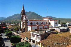 Chavinda, Michoacan. Mexico