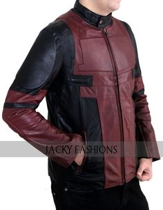 #Awesome #MensCollection #DiscountedPrice  $129.00 #RyanReynolds #Deadpool #LeatherJacket At #OnlineShop Ebay.com .  #fashionista #fashionstore #style #fashionpost  #fashion  #fashionable  #fashionpleasure #Clothing #fashionandstyle  #fashionstylist  #Movie  #fashionstore  #newfashion  #outfit  #leatherjacket  #Clothing #LeatherFashion #maleFashion #jacket #Celebrity #colorability  #everydaystyle #styleinspo #styleatanyage #clothes #fashiondaily #fashionlovers #fashiondesigner #weekend…
