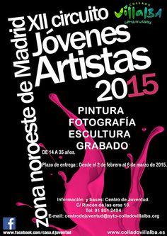 Últimos días para participar en el Circuito de Jóvenes Artistas - villalbainformacion.com