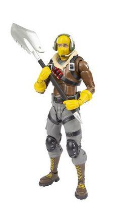 Fortnite Bataille Royale 3D Figurine 12 cm Raven jeux vidéo