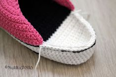 NukkuPöllö: Virkatut Marverse-tennarit OHJE Baby Shoes, Slippers, Kids, Clothes, Tube, Fashion, Young Children, Outfits, Moda