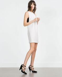 SHORT DRESS-New this week-Woman-COLLECTION AW15 | ZARA United States
