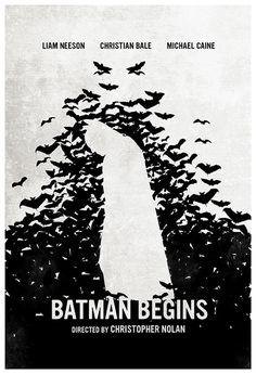 Minimalistic Movie Posters   favbulous