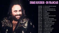 Demis Roussos Album Complet 2018    Demis Roussos en Français    Demis R...