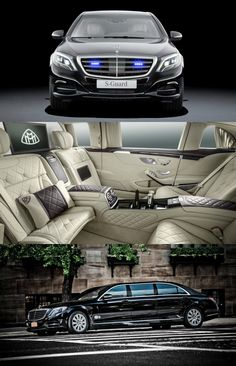 Slated to be delivered in the second half of the new Mercedes-Maybach S 600 Pullman Guard is the latest addition to the line of S-Class Guard models that also includes the Mercedes-Benz … Mercedes Maybach, Mercedes Auto, New Luxury Cars, Luxury Suv, Maserati, Lux Cars, Best Classic Cars, Amazing Cars, Sport Cars