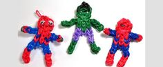 Spider man and the hulk!!!!! Spider man is cut of.