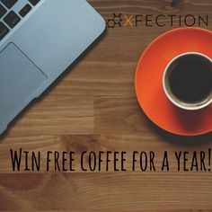Win a Year's Worth of Starbucks Coffee