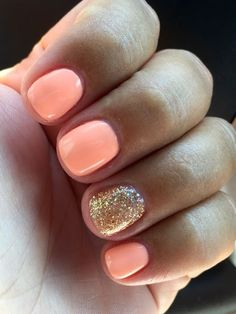 Simple Blings Summer Nail Designs -collection 2018 With Hues of Brightness