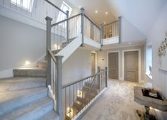 Hallway, Stairs and Landing