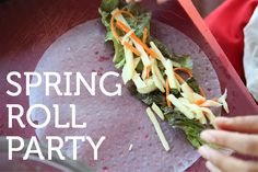 Rice Paper Scissors :: These girls do a weekly pop-up shop of Vietnamese street food!