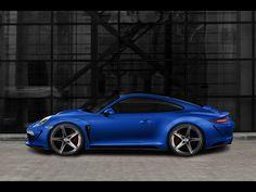 2012 TopCar Porsche Carrera 4 and 4S 991