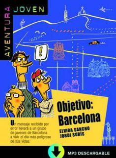 Objetivo Barcelona (A1) - mp3  - 48 pg , 8€