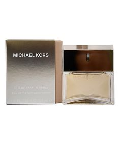 Look at this Michael Kors Michael Kors for Women Eau De Parfum Spray on #zulily today!