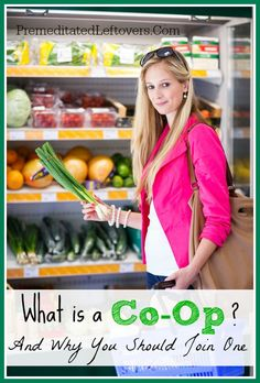 What is a Food Co-Op and Why You Should Join One - There are many great benefits to joining a food co-op that you might not know about.