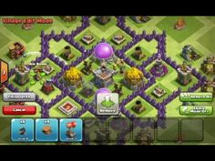 Clash of Clans Strategy: Farming Bases Layout Town Hall, Clash Of Clans, Layout Design, War, Youtube, Youtubers, Youtube Movies