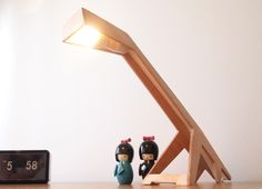 KAIJU  desk lamp by Andrea Kac, via Behance
