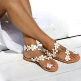 Women Sandals Bohemia Style Summer Shoes For Women Flat Sandals Beach Shoes 2019 Flowers Flip Flops Plus Size Chaussures Femme How To Wear Loafers, Loafers For Women, Women Sandals, Shoes Women, Ladies Shoes, Hard Rock Hotel, Sneakers Fashion, Fashion Shoes, Women's Sneakers
