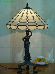 Pearl Tiffany Lamp	14S8-50T316