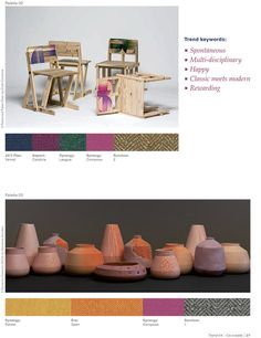 4 Textile Trends 2017/18- Co-Create by Camira via Eclectic Trends