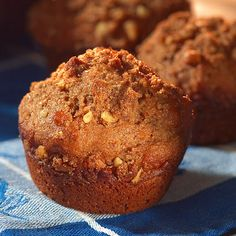 Spiced Apple Cider Muffins | Healthy Muffins - 15 Healthy Muffin Recipe Ideas | Healthy Recipes | Food | Disney Family.com