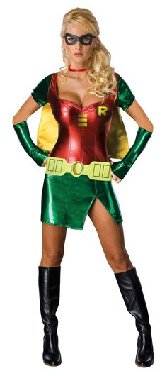 Sexy Robin Adult Costume from Buycostumes.com