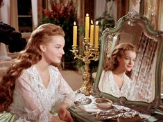 Romy Schneider in Sissi: The Young Empress, 1956