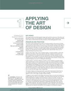 Graphic Design Basics: Amy E. Arntson: 9781111347178: Amazon.com: Books