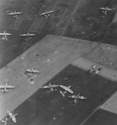 Horsa gliders Normandy June 1944