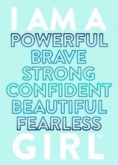 Believe it. Embrace it. Celebrate it!