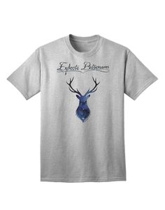 TooLoud Expecto Patronum Space Stag Adult T-Shirt