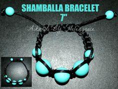 shamballa silicone teething bracelet. by AikandiByHelengrace