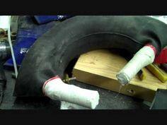 DIY: Home Gym Equipment- How to Make a Bulgarian Sandbag