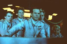 Still of Bill Paxton, Lex Shrapnel, Philip Winchester, Dominic Colenso and Ben Torgersen in Thunderbirds (2004) http://www.movpins.com/dHQwMTY3NDU2/thunderbirds-(2004)/still-1393268736