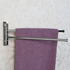 Towel bars that will fit next to shower